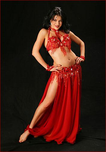 Платья для танцев живота